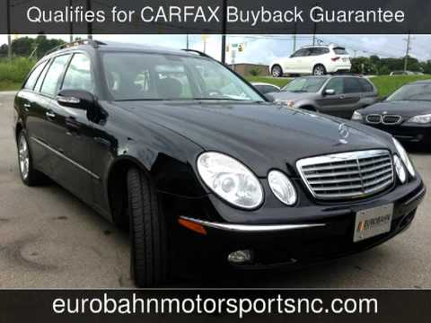 2006 mercedes benz e350 3 5l used cars for sale greensboro nc 27409 youtube. Black Bedroom Furniture Sets. Home Design Ideas