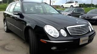 2006 Mercedes-Benz E350 3.5L Used Cars for sale Greensboro, NC - 27409