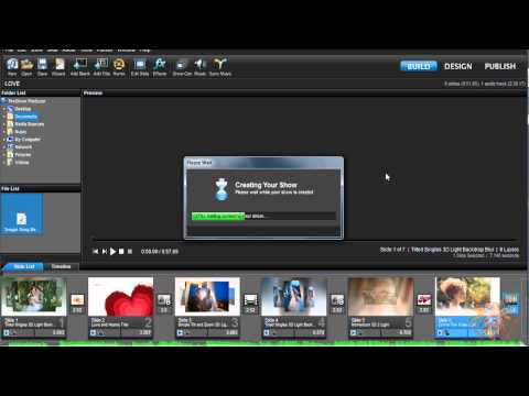 ProShow Producer 5. Урок 1. Автоматическое создание презентации