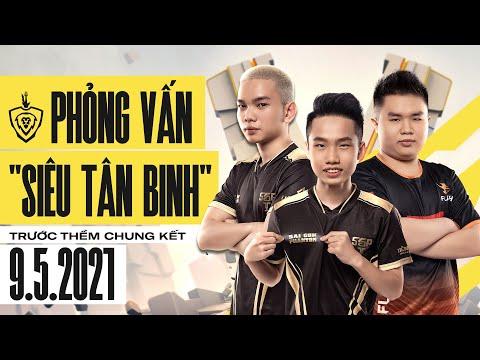 """SGP.Yiwei - Cá, FL.Gray - Ba """"Siêu Tân Binh"""" chia sẻ trước trận Chung Kết ĐTDV mùa Xuân 2021"""