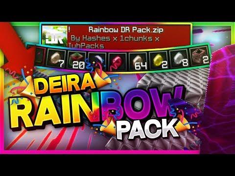 LE RAINBOW PACK DEIRA ENFIN ! UN RAINBOW PAS COMME LES AUTRES..