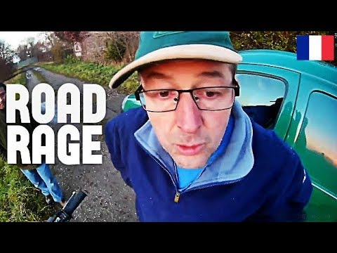 AGRICULTEURS VS MOTARDS [Best of angry french people]#30
