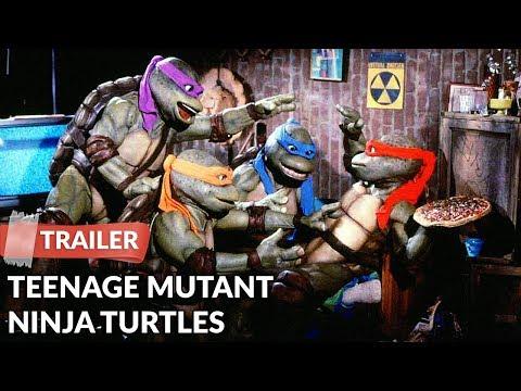 Teenage Mutant Ninja Turtles 1990  HD  Judith Hoag