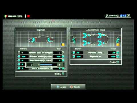 La configuración de coche que yo uso y su explicación - Parte 2 / Androscroll   GT5