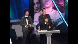Green Day Complete Induction Speech into Rock & Roll Hall of Fame