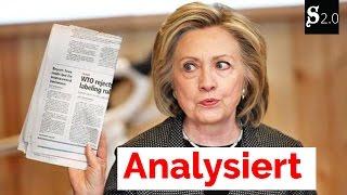 Wie Hillary Clinton (nicht) argumentiert