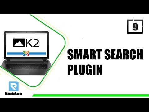 K2 For Joomla 009 : Joomla Smart Search Extension