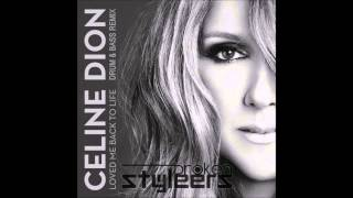 Celine Dion - Loved Me Back to Life ( Broken Styleers Remix ) FREE DOWNLOAD