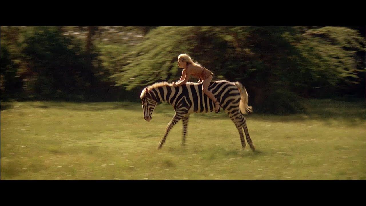 Download Sheena (1984) - 1 - Sheena's childhood and wild life of Africa