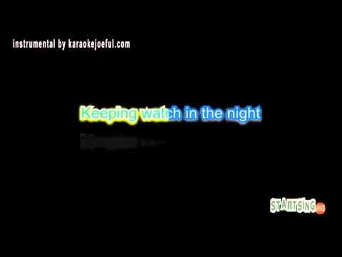 Russell crowe - Stars - Les Miserables (instrumental karaoke)