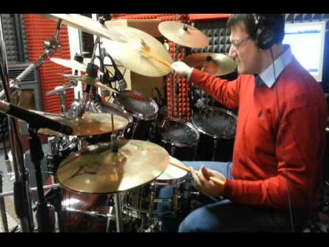 """STING """"Seven days"""" drum cover"""