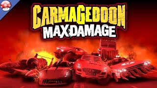 Carmageddon Max Damage: PC Gameplay [1080p 60fps]