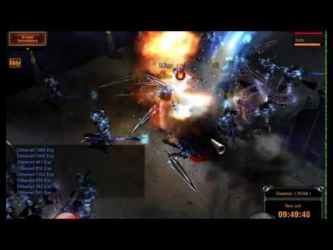 Mu Online - Dark Lord De Agilidade Dl - Chaos Castle 2
