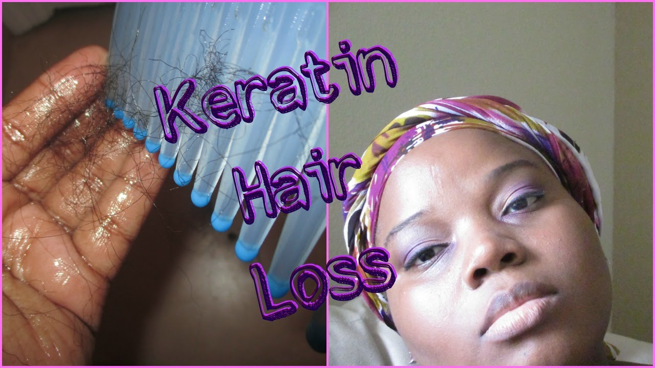 Keratin Hair Loss Nightmare Vlog 14 Youtube