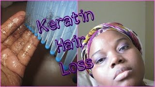 Keratin Hair Loss Nightmare - Vlog 14