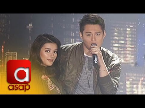 ASAP: Liza and Enrique sing 'This Is What You Came For'