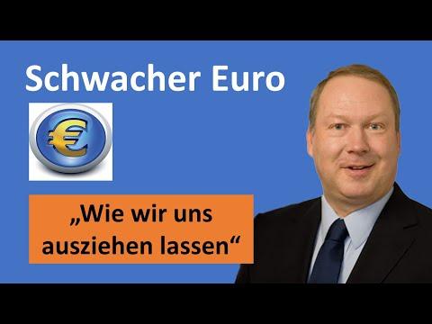 MAX OTTE - Schleifspuren des schwachen Euro