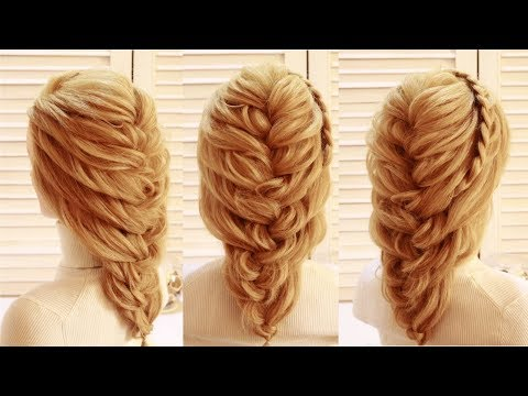 The Most Beautiful Hairstyles Tutorials January 2018