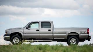 2007 Chevy Silverado 3500 (SRW) _ Duramax LBZ _ Stock # 0516
