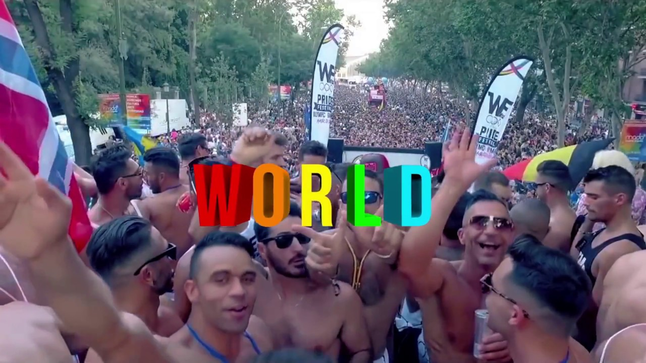 Madrid World Gay Pride