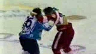 one of the greatest hockey fights ever