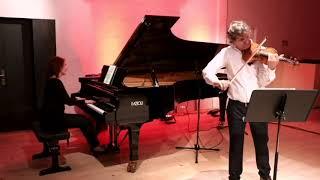 Ciprian Porumbescu –Balada #livestream #fazioli  #stradivari, Robert Dumitrescu , Claire Pasquier