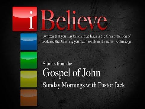 John 16:1-11 - The Work Of The Holy Spirit