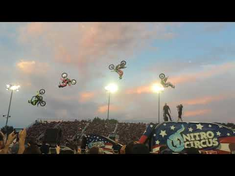 Nitro Circus - Moncton Stadium - July 29, 2016