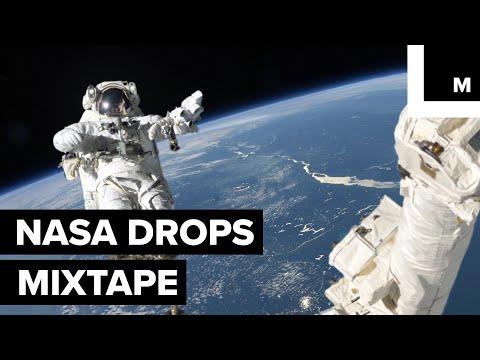 NASA Dropped a Playlist of Creepy Space Sounds