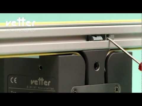 Vetter - Item-Profile Und Nutensteine