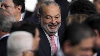 یک مکزیکی ثروتمندترین فرد دنیا