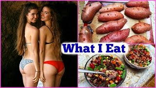 what i eat in a day vegan ben schreen lazy saturday vlog