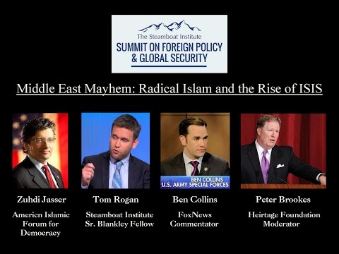 Middle East Panel Steamboat Institute Global Security Summit