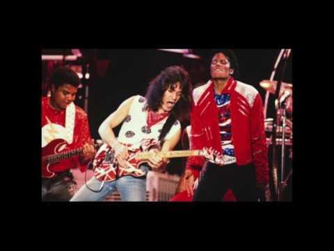 Beat It - Isolated Guitar Solo (Eddie Van Halen)