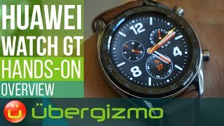 Huawei Watch GT Demo - 5 minute Overview