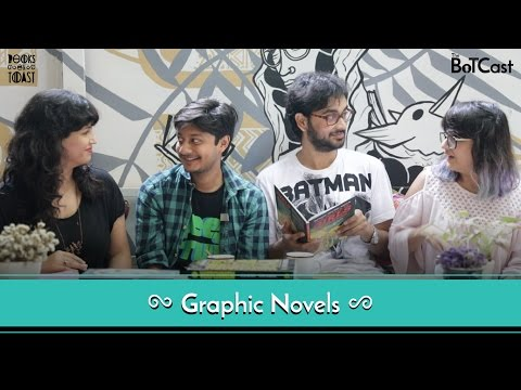 BoTCast Episode 13 feat. Geek Fruit - Graphic Novels