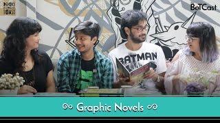 BoTCast Episode 13 feat. Geek Fruit - Graphic Novels