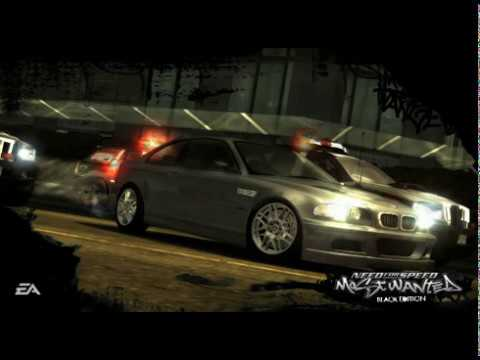need for speed most wanted police chase music youtube. Black Bedroom Furniture Sets. Home Design Ideas