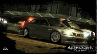 Need For Speed Most Wanted Police Chase Music