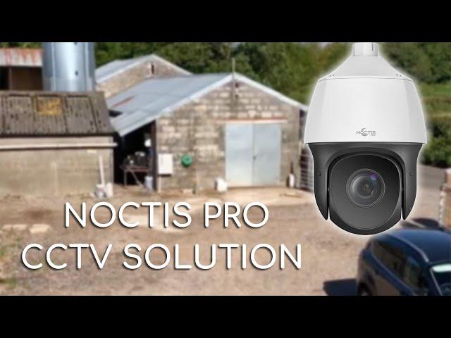 A WCT Noctis Pro CCTV solution