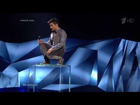 Песня Евровидения 2013. Фарид Мамедов - Hold Me (евровидения 2013,Азербайджан ) скачать песню песню