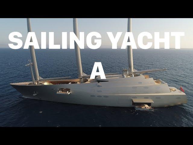 Worlds largest Sailing Yacht Black Pearl | TravelerBase