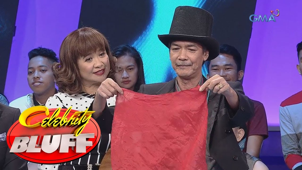 'Celebrity Bluff' Outtakes: Brod Pete, may pa-magic show!