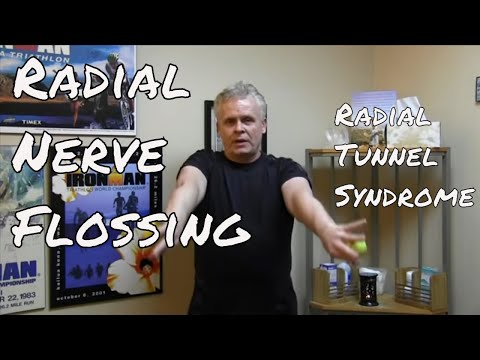 Radial Nerve flossing Exercises - Great Results - Kinetic Health
