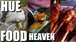 Delicious Vietnamese Cuisine In Hue: 1 Night In Hue 2015