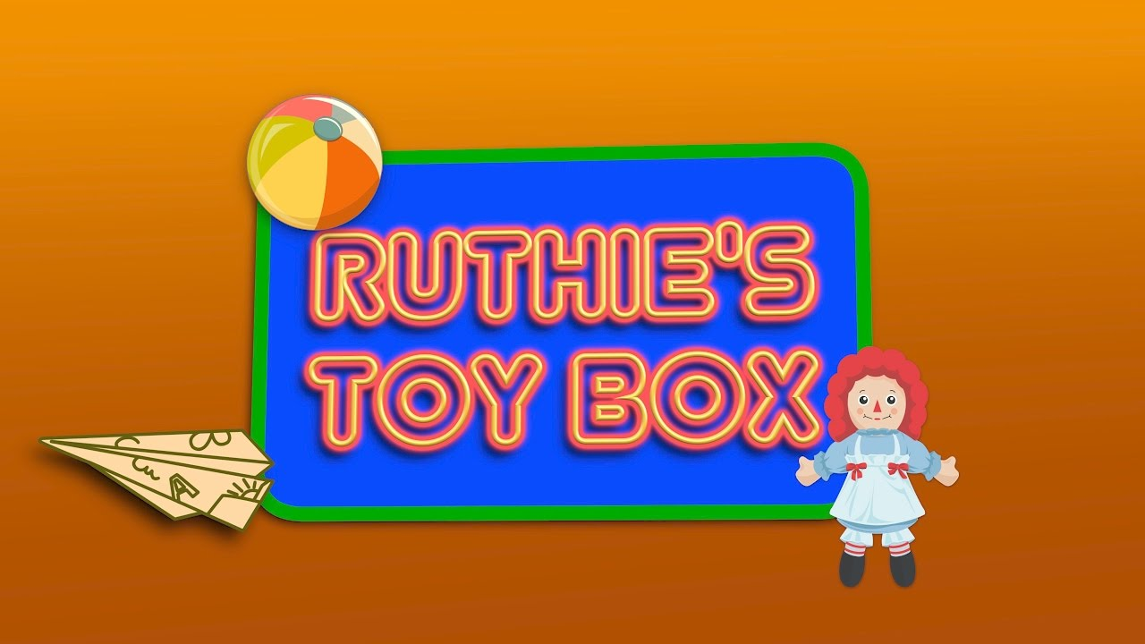 Ruthies Toy Box Paper Airplane YouTube - Box paper airplane