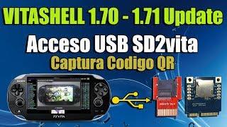 Vitashell 1.70 - 1.74 Psvita - Grandes Mejoras Sd2vita USB y Mas...