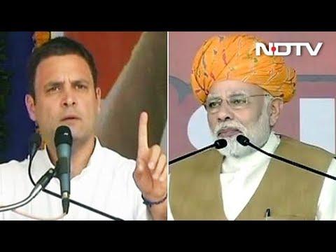 Gujarat Polls 2017: Rahul Gandhi, PM Modi begin campaigning for phase 2