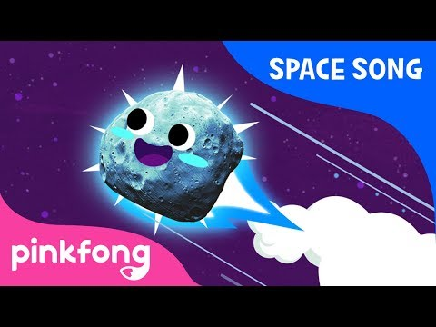 Comets | Planet Song | Pinkfong Songs for Children