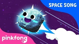 Comets | Space Song | Pinkfong Songs for Children